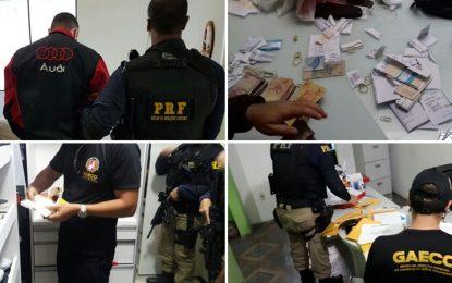 Polícia deflagra operação contra fraudes em licitações em prefeituras no Piauí