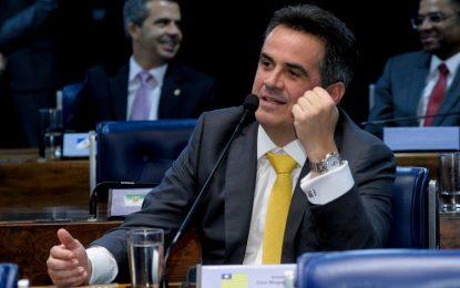 Senador Ciro Nogueira está na lista de Ministro Edson Fachin