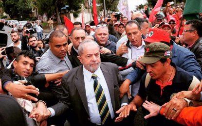 Lula depõe como réu por quase 05 horas para o juiz Moro
