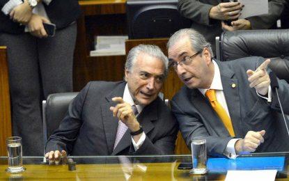 BOMBA: Dono da JBS grava Temer dando aval para compra de silêncio de Cunha