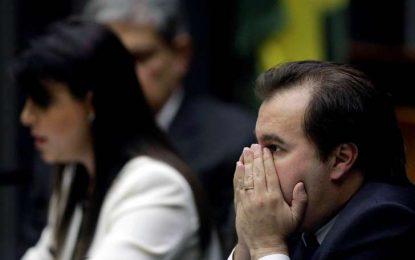 STF questiona Maia sobre pedidos de impeachment de Temer parados