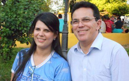 Zé Santana participa do encerramento dos Festejos de Jerumenha