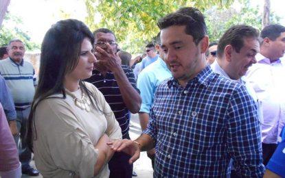 Prefeito de Bertolínia acompanha o governador em Guadalupe e Jerumenha