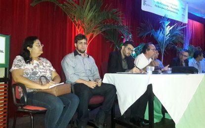 Guadalupe : Secretário Júlio César participa do I Fórum do Meio Ambiente no IFPI