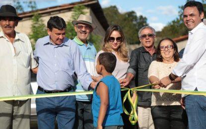 Wellington Dias entrega obras de mobilidade urbana em São João do Piauí