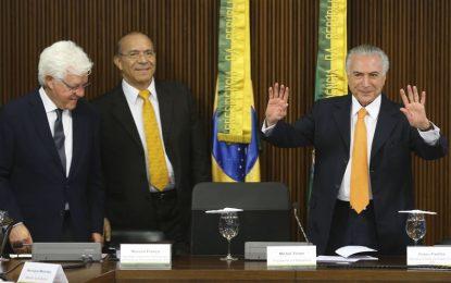 PF pede inclusão de Temer, Padilha e Moreira Franco em inquérito