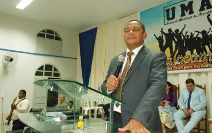 Pastor A. Filho diz que Congresso da UMADEG superou as expectativas