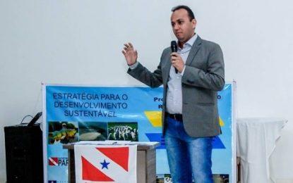 Prefeito de cidade no Pará é assassinado a tiros durante visita a obra