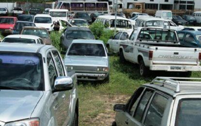 Detran realiza leilão de veículos em Teresina e Floriano