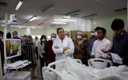 Hospital de Floriano se prepara para ofertar atendimento em urgência cardiológica