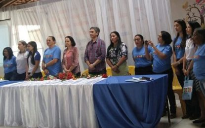 Marcos Parente realiza II Encontro de Formação de Profissionais da Educação