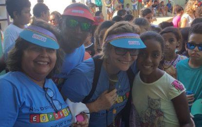 Escola de Marcos Parente realiza atividade alusiva ao Dia do Estudante