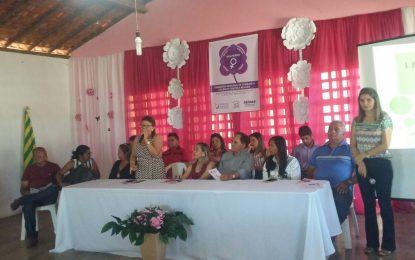Marcos Parente realiza seminário de Combate a Violência Contra a Mulher