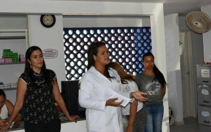 Floriano inicia atividades na Semana Mundial de Aleitamento Materno