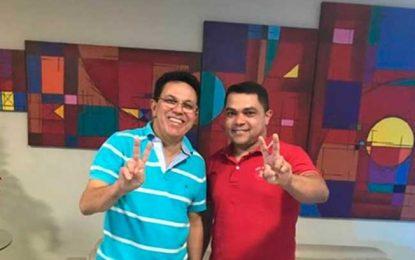 Zé Santana recebe adesão de suplente de vereador de Uruçuí