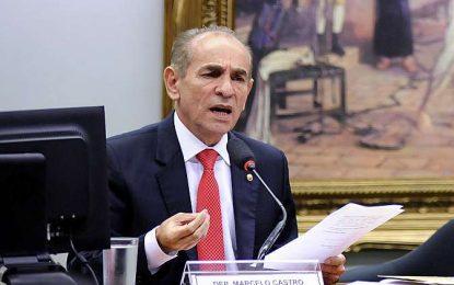 Marcelo Castro recebeu R$ 1 milhão de propina da JBS através de Cunha.