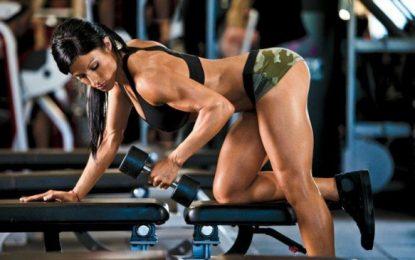 Qual a diferença entre hipertrofia e definição muscular?