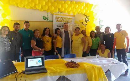 """Prefeitura de Jerumenha promove palestra """"Contra Suicídio"""" no Setembro Amarelo"""