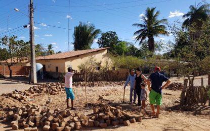 Prefeitura de Jerumenha intensifica investimentos no povoado Barra do Lance