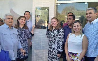 Inaugurada em Floriano a nova sede da Clínica Integrada Jasmina Bucar