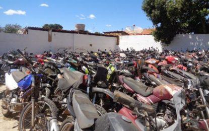 Detran leiloa 132 veículos em Teresina, Floriano e Parnaíba