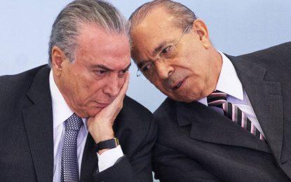 PF aponta repasses da Odebrecht para grupo do PMDB