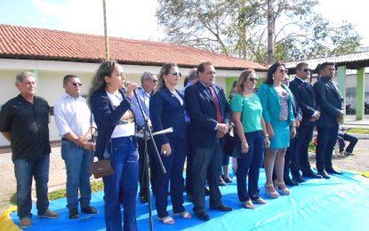 Guadalupe comemora a Independência do Brasil com desfile cívico das escolas