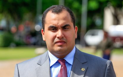 Georgiano Neto é o campeão de faltas na Assembleia Legislativa do Piauí