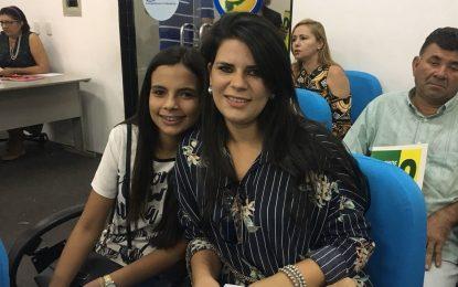 Prefeita Aldara Pinto participa do lançamento do Prêmio Sebrae Prefeito Empreendedor na APPM