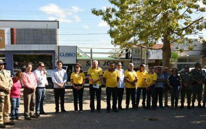 Floriano é parceira da Campanha Nacional de Orientação de Trânsito