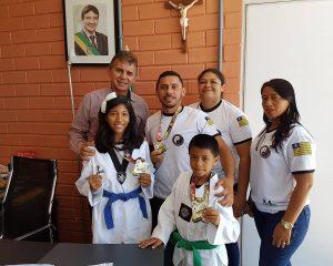 Piauienses conquistam Campeonato Brasileiro de Taekwondo