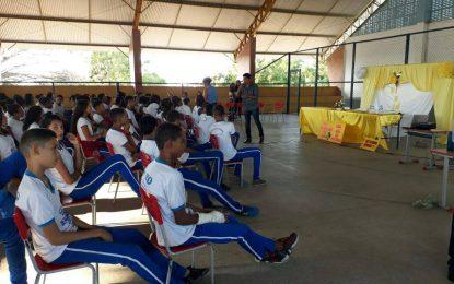 Programa de prevenção ao suicídio chega às escolas municipais de Floriano