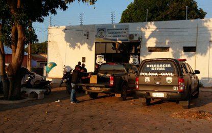 Policia realiza operação Chapadinha deflagrada no Sul do Piauí