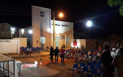 Igreja Batista de Landri Sales comemora seu aniversário de 100 anos