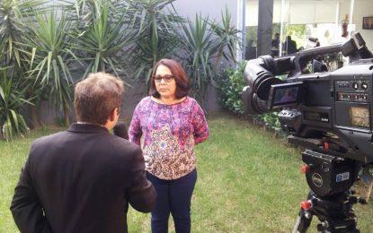 TCE vai julgar recurso da ex-prefeita Gadocha após condenação