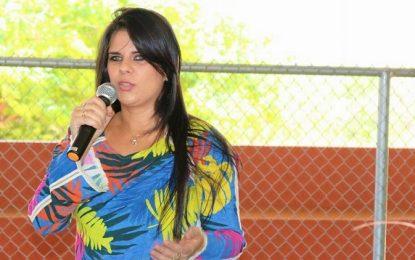 Prefeita de Jerumenha participa do encontro de prefeitos em Sebastião Leal