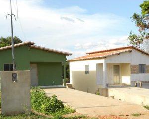 Construtora RBM tem 02 casas para alugar na cidade de Guadalupe