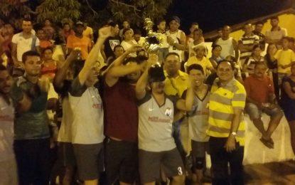 Casa Maranhão vence Campeonato de Futsal de Veteranos de Marcos Parente