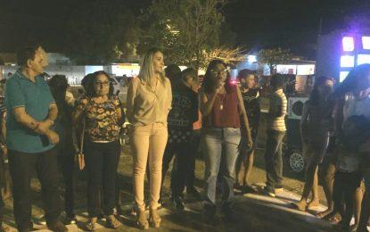 Prefeitura de Marcos Parente realiza Festa das Crianças em praça pública