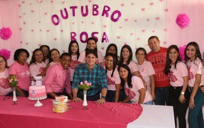 Prefeitura de Floriano realiza abertura oficial do Outubro Rosa