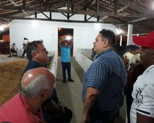 Silas Freire vai apoiar reivindicação de produtores de leite de Parnaíba