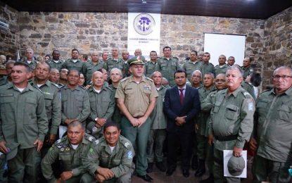 Polícia Militar realiza formatura de mais de 500 sargentos no Piauí