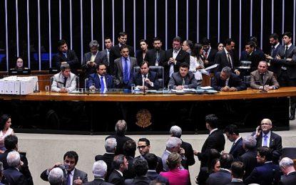 Câmara aprova fundo público de R$ 1,7 bi para campanha de 2018