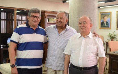 Júlio César diz que Dr. Pessoa pode ser candidato a governador pelo PSD