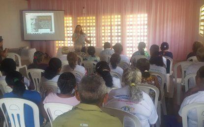 Marcos Parente discute ações de combate a violência contra a pessoa idosa