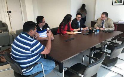 Prefeita Aldara Pinto busca melhorias para a Saúde e Segurança de Jerumenha