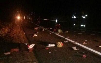 Colisão entre veículos deixa 5 mortos em BR do Piauí