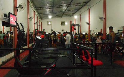 Academia HB Fitness é inaugurada em Guadalupe e terá horário diferenciado.