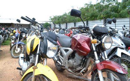 Detran leiloa 137 veículos em Teresina, Parnaíba, Floriano e Picos