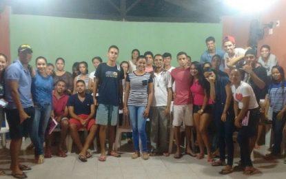 Secretaria da Juventude de Bertolínia promove Revisão Solidária para alunos do Enem